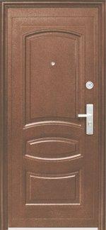 Входная металлическая дверь К503