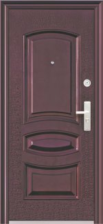 Входная металлическая дверь К520