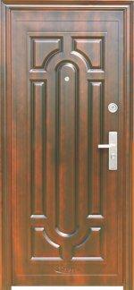 Входная металлическая дверь К522