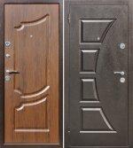 Входная металлическая дверь ПАРУС