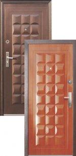 Входная металлическая дверь ТД 71