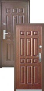Входная металлическая дверь ТД 73
