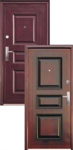 Входная металлическая дверь ТД 757